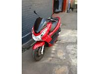 HONDA PCX 125 FOR SALE ONLY 4000 MILES - STERLING