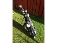 Golf clubs (junior half-set)