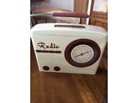 Biscuit Tin Radio Design