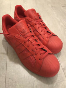 Brand New Red Adidas Originals Shoes