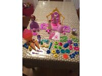 Play doh sets including Disney Princesses Belle & Rapunzel, Sofia the First and more