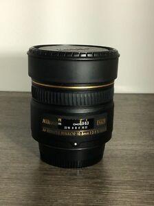 Nikon 10.5mm 2.8 Fisheye Lens