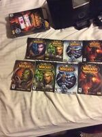 4 world of Warcraft expansions