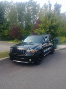 GRAND CHEROKEE SRT8 2008 NAVI