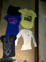 Shirts and shorts FOR SALE!!!