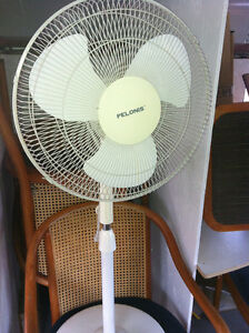 upright fan for sale