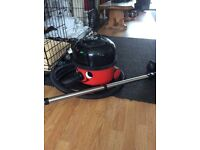 Henry Hoover with one attachment
