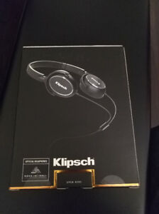 BRAND NEW - Klipsch Reference R6 On-Ear Headphones