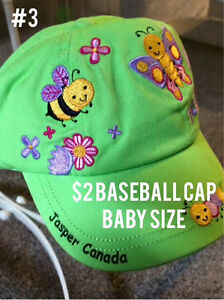 Baby/toddler shoes and hats Strathcona County Edmonton Area image 3