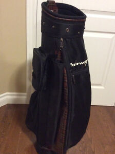 Ladies Golf Club Bag - Like New Condition