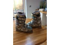 Ladies technica ski boots size 6
