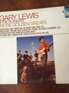 Gary Lewis & the Playboys More Golden Greats Kingston Kingston Area image 1