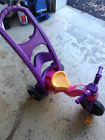 TRICYCLE FOR BABY GIRL