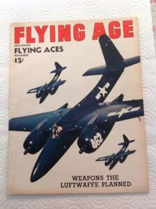 50 Vintage 1940/60s Airplane Model Mags- Incredible Covers