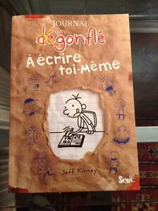 Diary of wimpy kid do-it-yourself book West Island Greater Montréal image 1