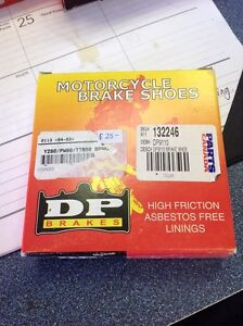 DP Brakes for YZ80/Pw80/TTR