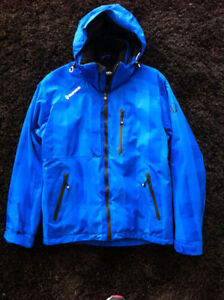 BARGAIN!! Cool Blue Sun Ice Ski Jacket