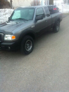 2006 Ford Ranger fx4 level 2