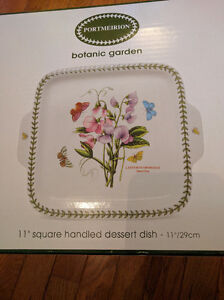 PORTMEIRION brand new, in box dish