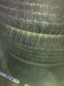 4 tires 265/70R17