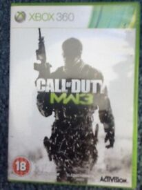 MW3 For xbox360