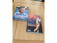 2 Michael Palin Books - Himalaya and New Europe