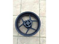 Kawasaki ZX10R rear wheel