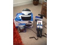 PlayStation VR Bundle Mint