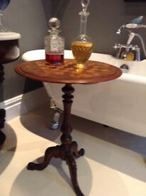 Antique gothic lovely table
