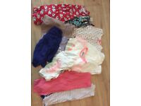 Bundle of girls clothes age 2 to 3