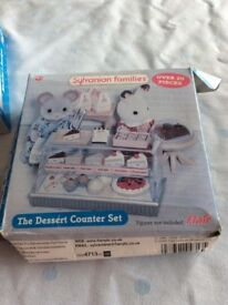Sylvanian families The Desert Counter set