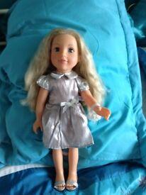 design a friend. doll. jessica