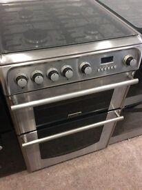 Zanussi ZCG63330XA Gas Cooker