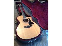 Taylor 314ce 2015 grand auotorium immaculate as new condition
