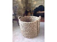 Rush Log Basket - Brand NEW