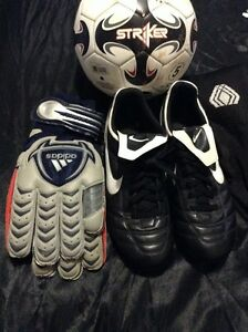 Soccer/rugby equipment