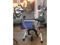 Exercise bike - £10