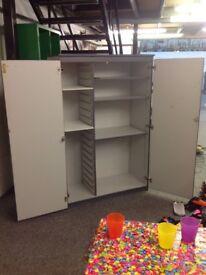 Big grey cupboard free to a good home