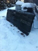 Ford F 150 tailgate