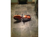 Petrol Stihl saw disc cutter £150