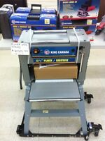 NEW King Planer With Stand! Only 1 Left!