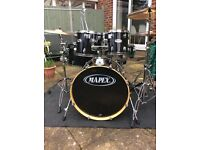 Mapex M Series 5 Piece Drum Kit (Birch) + Sabian+Paiste+Extras!!! £500 Ono