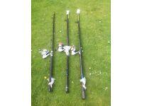 Brand new mackerel fishing setups