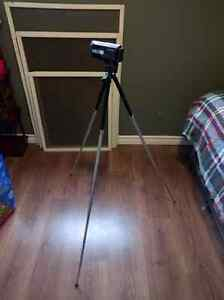 Sony Camcorder, Tripod and sd card