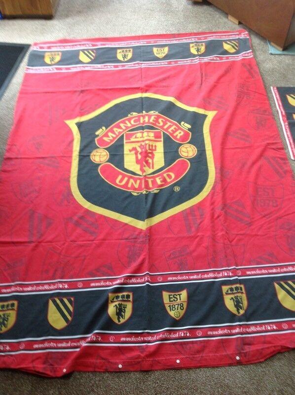 Man U FC single duvet set