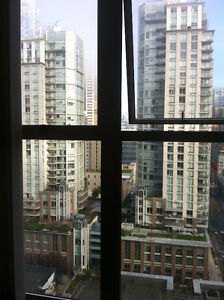 yaletown vancouver One Bedroom Plus Den apartment
