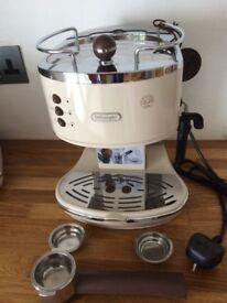 Delonghi ECOV311.BG Icona Vintage Coffee Machine