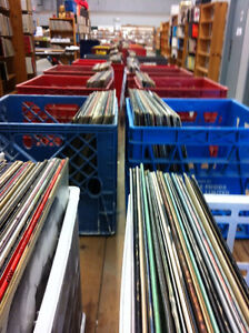 Vinyl Records Sale Kingston Kingston Area image 1