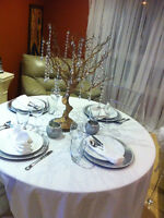 MANZANITA TREE'S  with crystals for rent $15.00