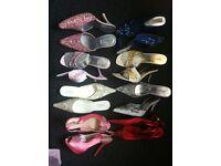 Wedding or bridesmaid shoes